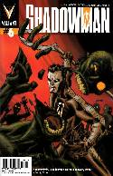 Shadowman (VU) #6 Pullbox Cover [Comic] THUMBNAIL