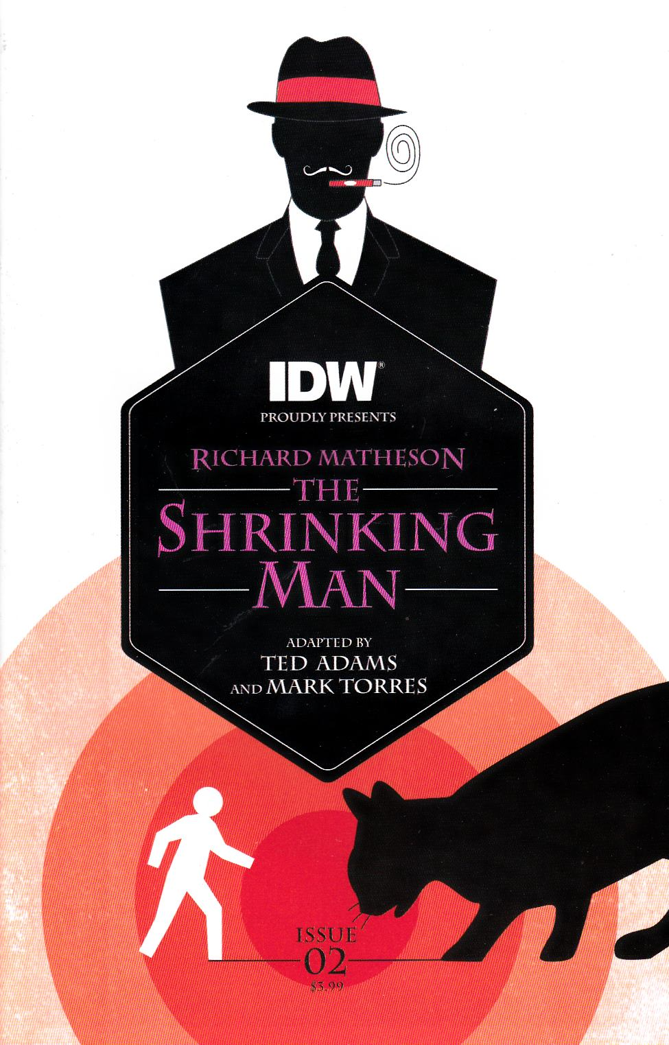 Shrinking Man #2 [IDW Comic] LARGE