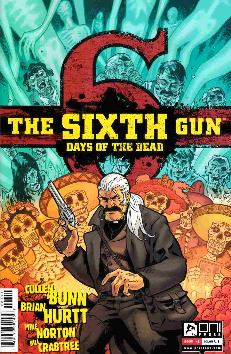 Sixth Gun Days of the Dead #1 [Comic] LARGE