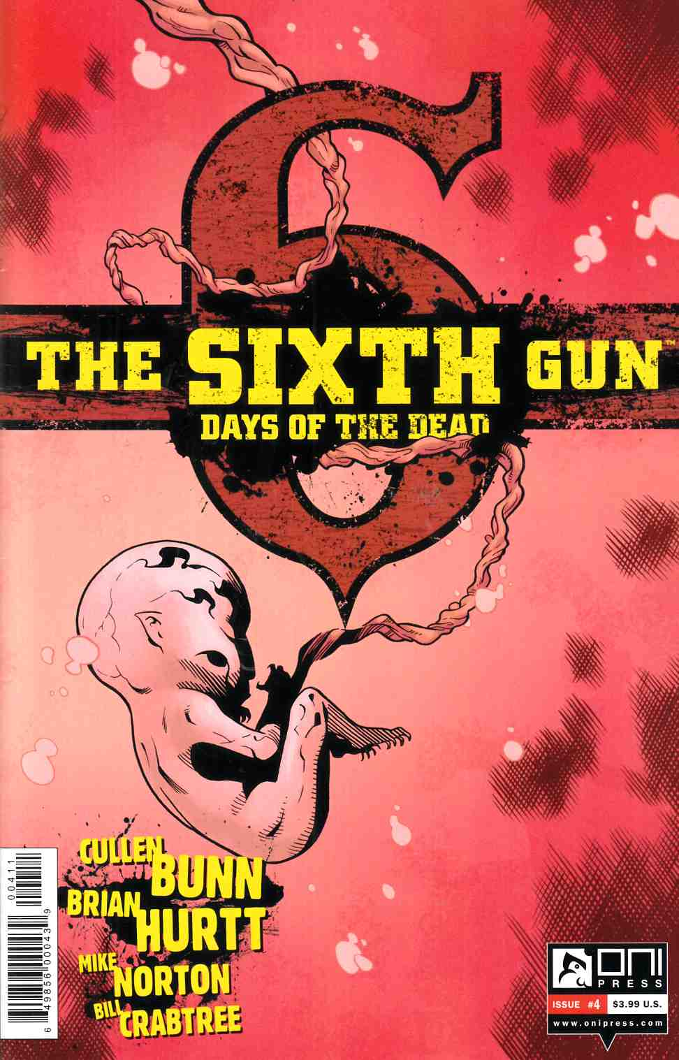 Sixth Gun Days of the Dead #4 [Oni Press Comic]