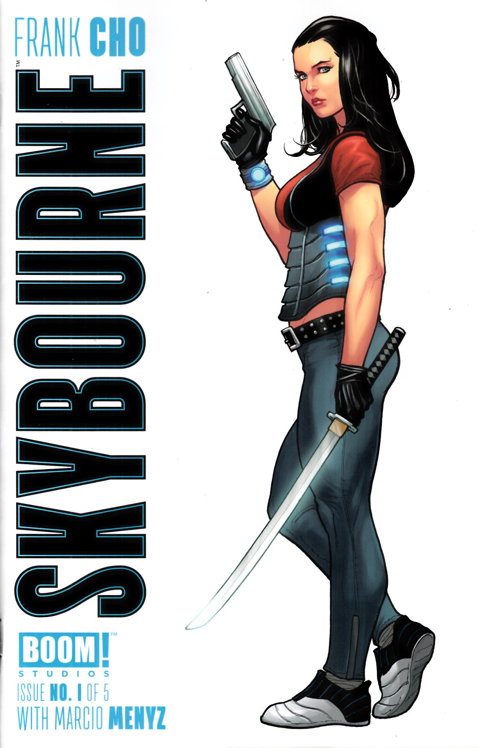 Skybourne #1 Cover B [Boom Comic] LARGE
