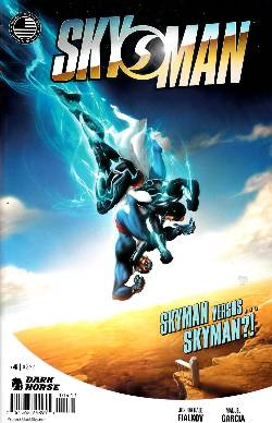 Skyman #4 [Comic] LARGE