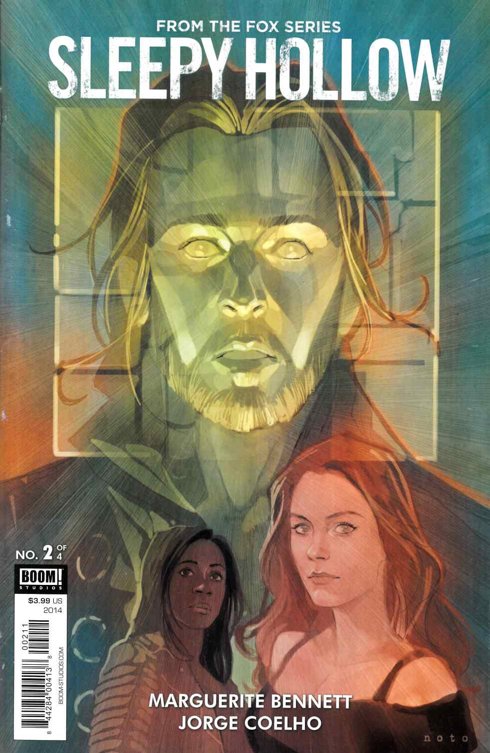 Sleepy Hollow #2 [Boom Comic]