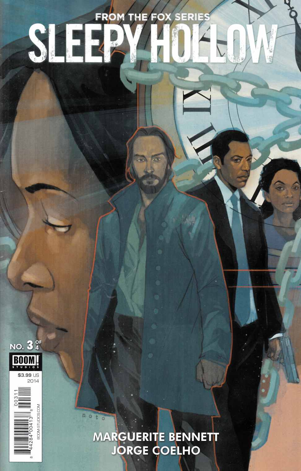Sleepy Hollow #3 [Boom Comic]