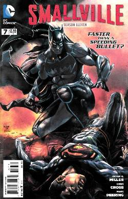 Smallville Season 11 #7 [DC Comic] LARGE