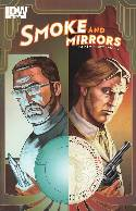 Smoke and Mirrors #5 [IDW Comic] THUMBNAIL