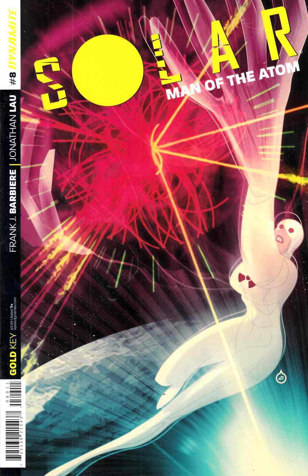 Solar Man of Atom #8 Cover A- Doe [Dynamite Comic]_THUMBNAIL