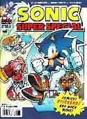 Sonic Super Special Magazine #8 Sticker Spectacular [Magazine] THUMBNAIL