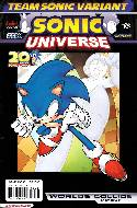Sonic Universe #52 Team Sonic Variant Cover [Comic] THUMBNAIL