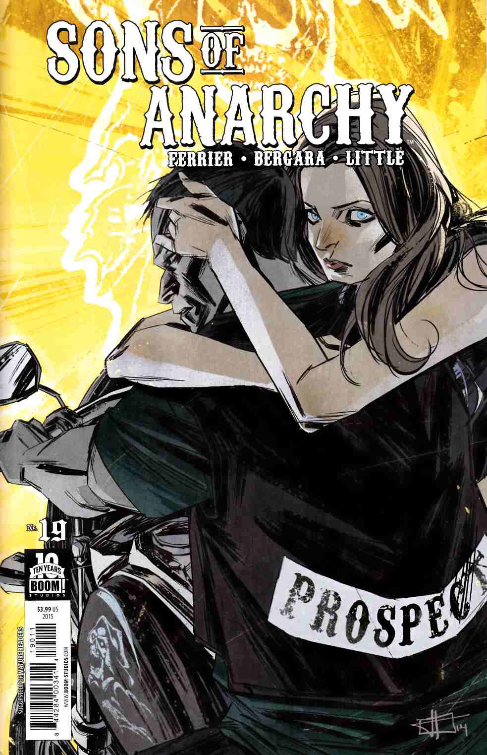 Sons of Anarchy #19 [Boom Comic] THUMBNAIL