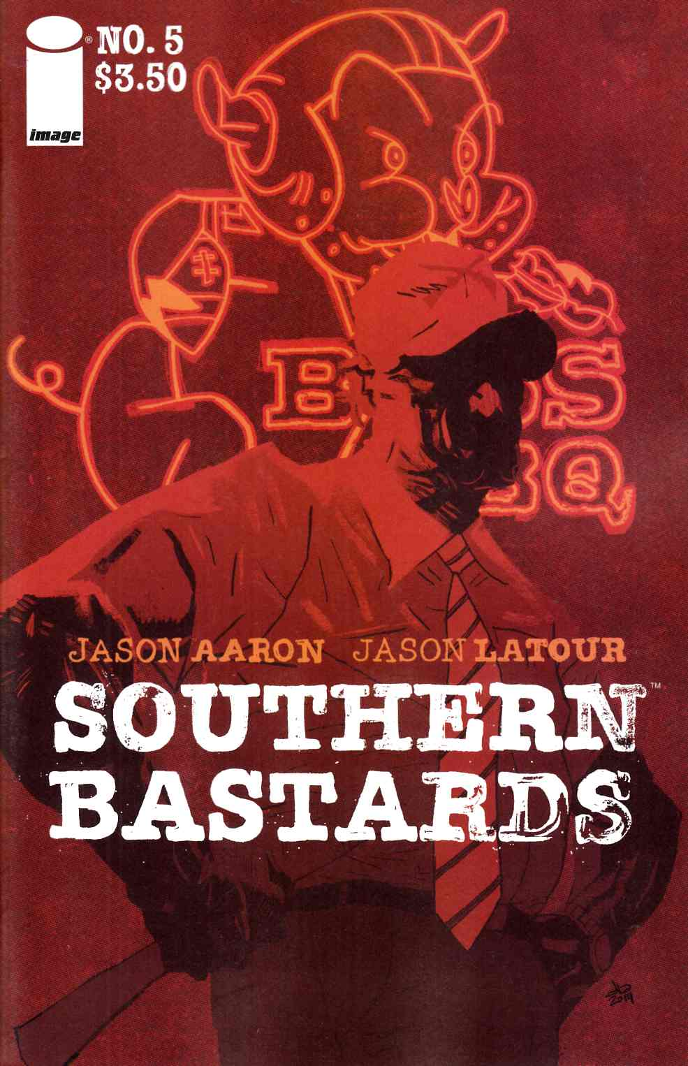 Southern Bastards #5 [Image Comic] LARGE