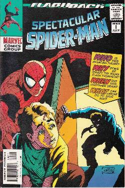 Peter Parker Spectacular Spider-Man Minus 1 1997 [Comic] LARGE