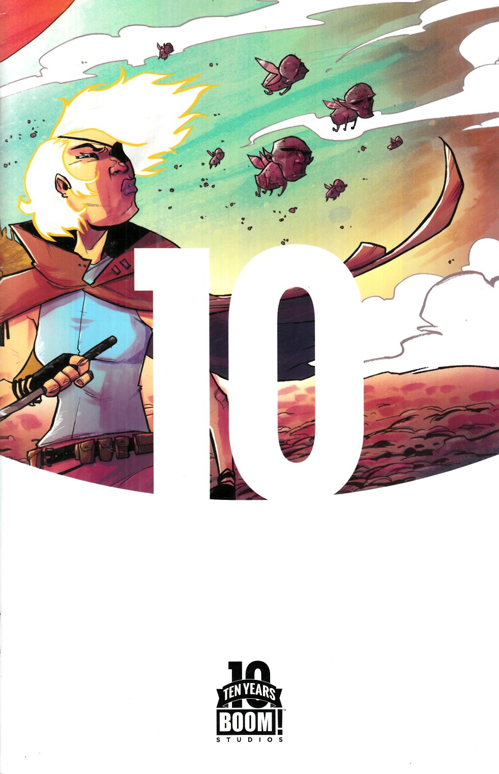 Spire #1 Cover C- Guillory 10 Year Incentive [Boom Comic]_THUMBNAIL