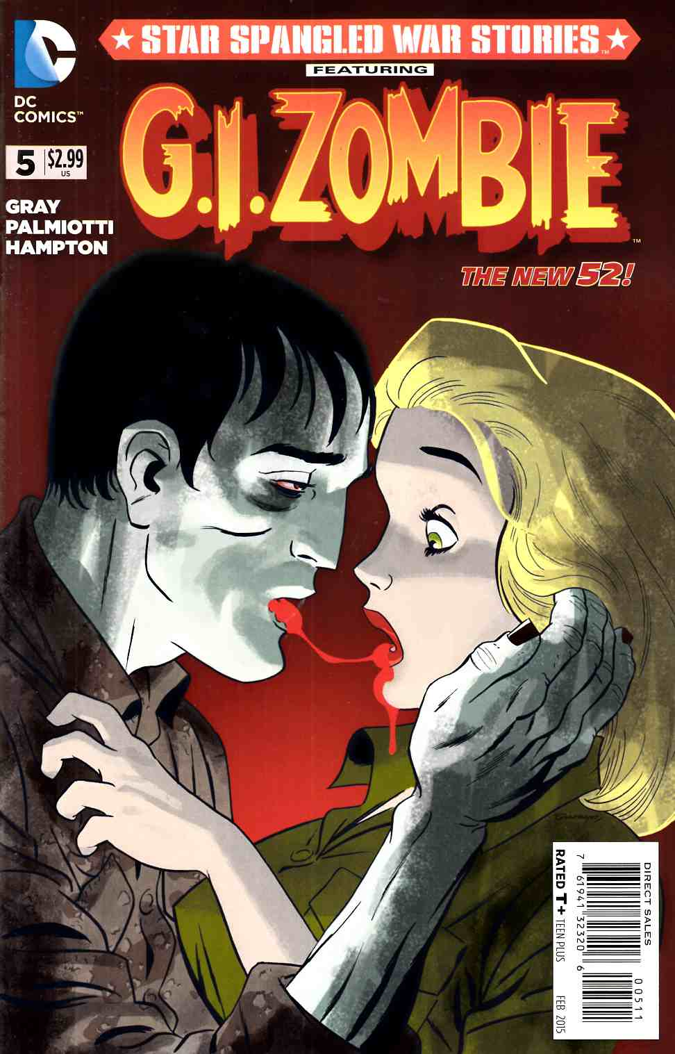 Star Spangled War Stories GI Zombie #5 [DC Comic]_THUMBNAIL