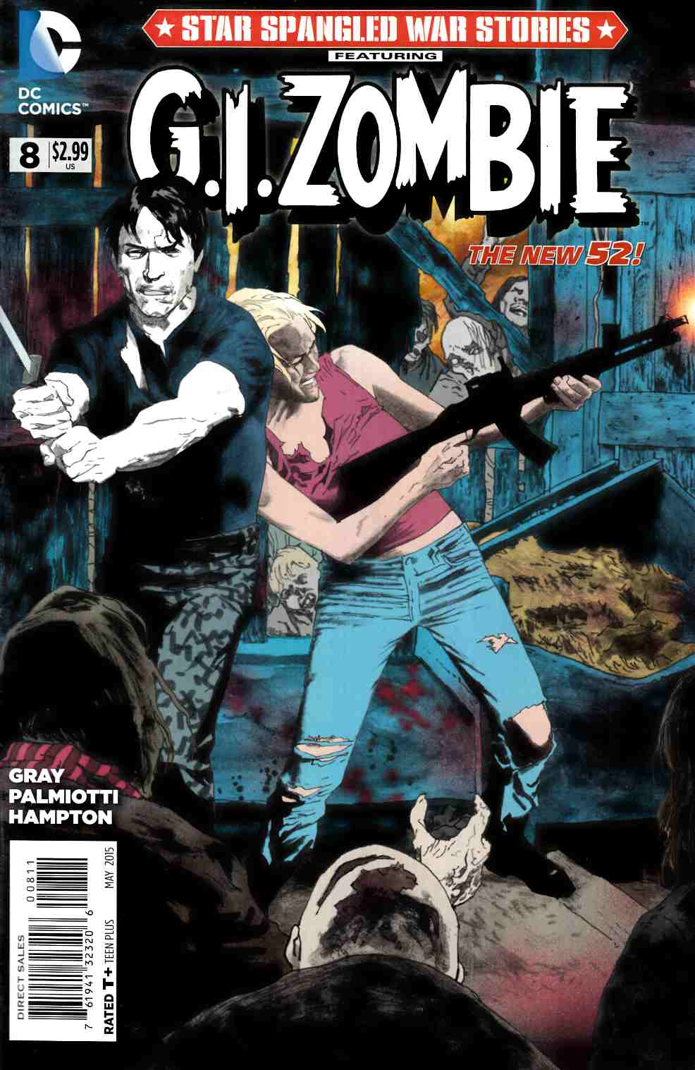 Star Spangled War Stories GI Zombie #8 [DC Comic]_THUMBNAIL