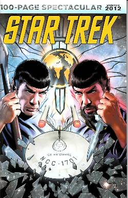 Star Trek 100 Page Spectacular Winter 2012 [Comic] LARGE