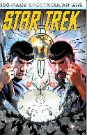 Star Trek 100 Page Spectacular Winter 2012 [Comic] THUMBNAIL