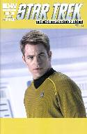 Star Trek Ongoing #25 Subscription Variant Cover [Comic] THUMBNAIL