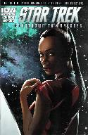 Star Trek Countdown to Darkness #2 Cover A- Messina [Comic] THUMBNAIL