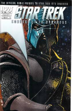Star Trek Countdown to Darkness #4 Cover A- Messina [Comic] LARGE