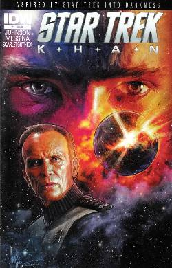Star Trek Khan #4 [Comic] LARGE