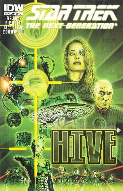 Star Trek Next Generation Hive #1 Cover A- Corroney [Comic]_LARGE