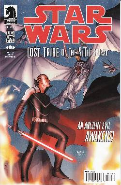 Star Wars Lost Tribe of the Sith Spiral #3 [Comic] LARGE