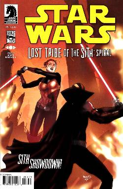 Star Wars Lost Tribe of the Sith #5 [Comic] LARGE