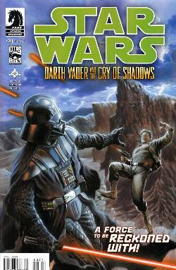 Star Wars Darth Vader & Cry of Shadows #3 [Comic] LARGE