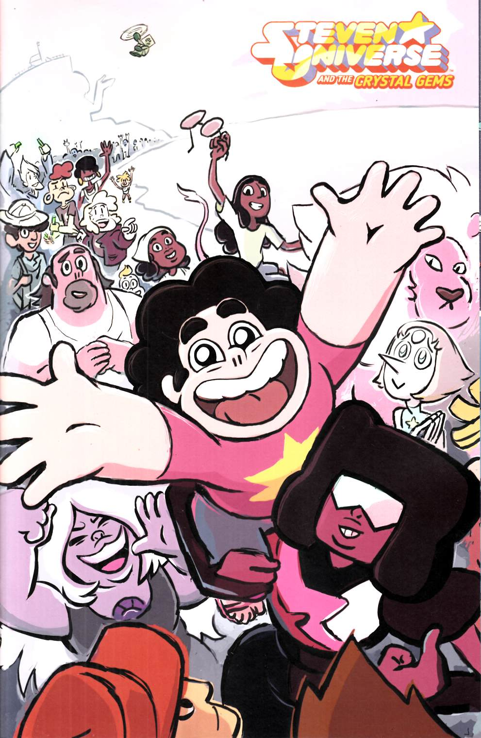 Steven Universe & Crystal Gems #4 Molisee Variant Cover [Boom Comic] THUMBNAIL
