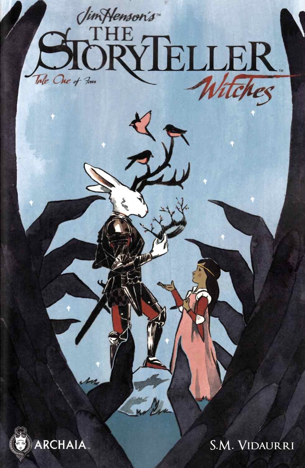 Jim Hensons Storyteller Witches #1 [Comic] LARGE