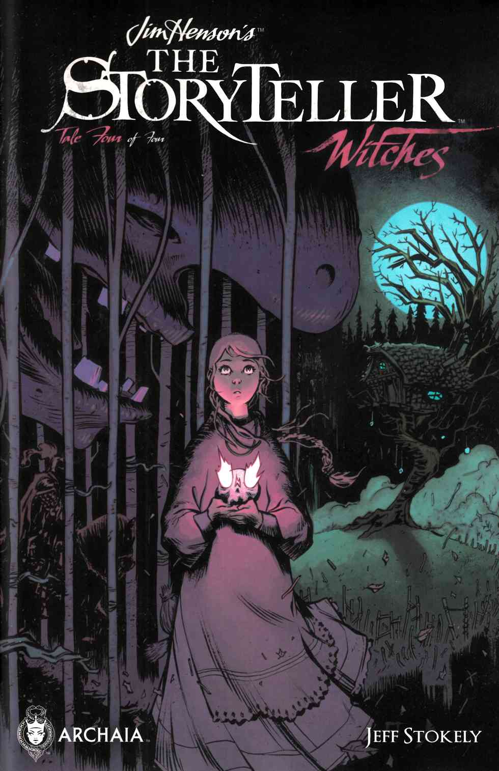 Jim Hensons Storyteller Witches #4 [Boom Comic] LARGE