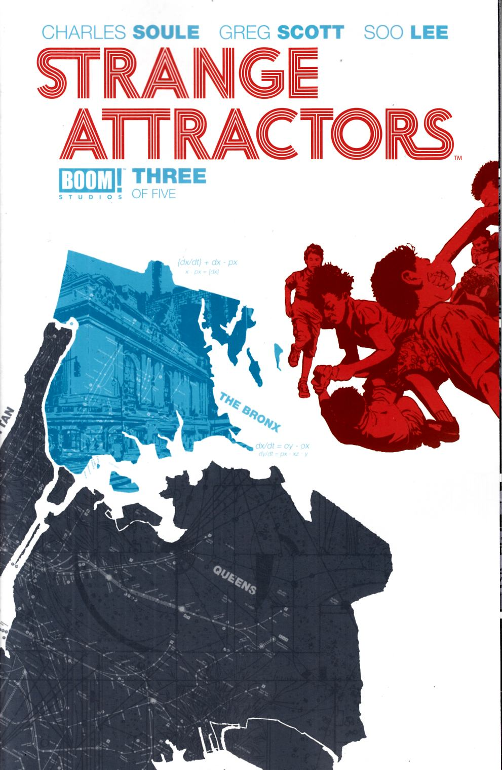 Strange Attractors #3 [Boom Comic] LARGE