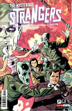 Mysterious Strangers #1 [Comic] LARGE