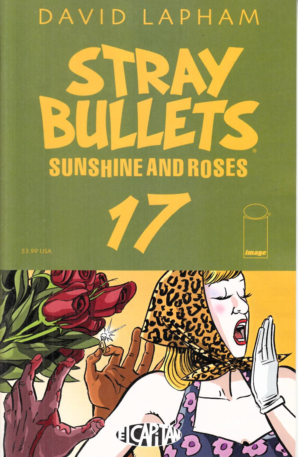 Stray Bullets Sunshine & Roses #17 [Image Comic] LARGE