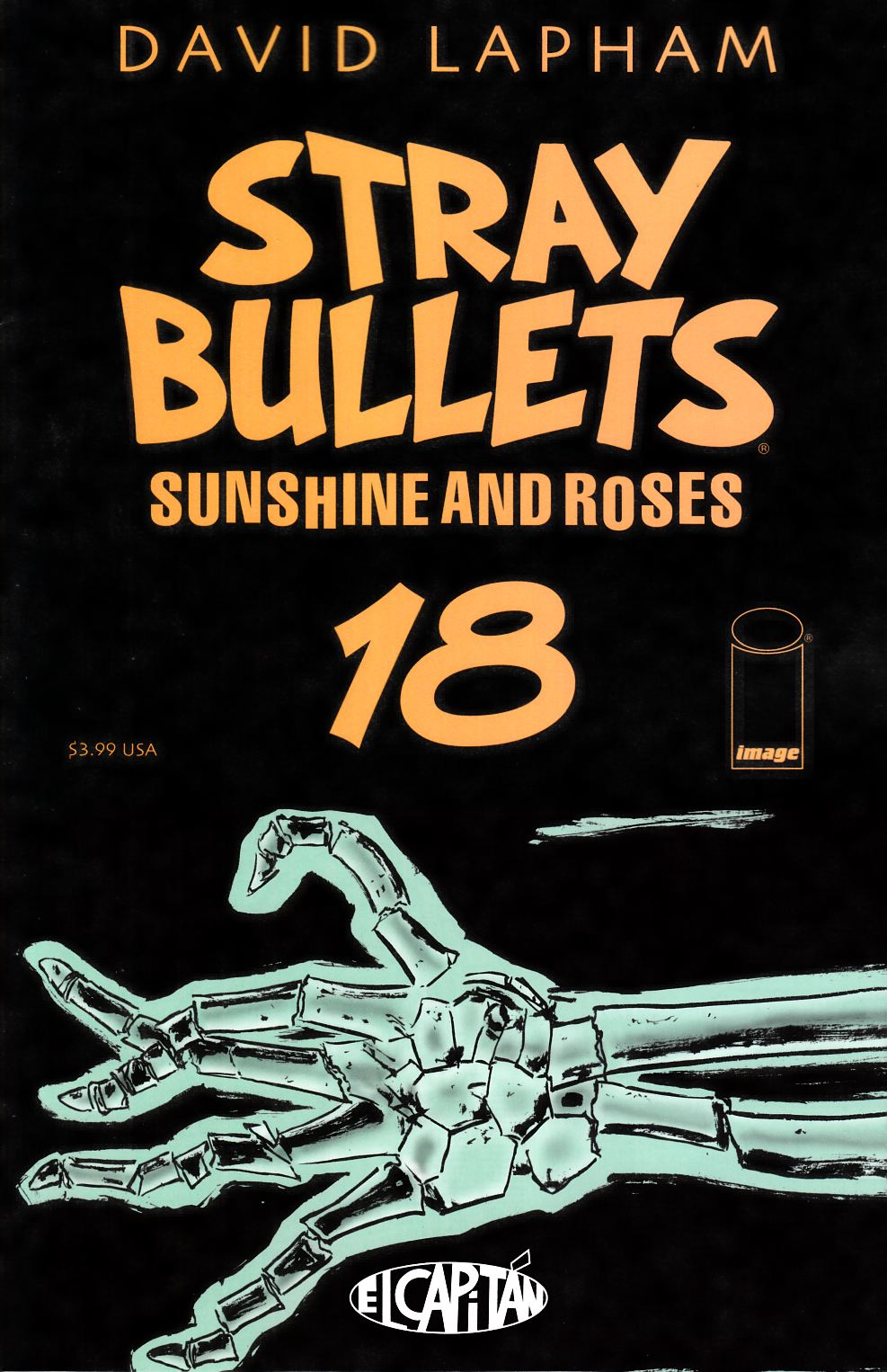 Stray Bullets Sunshine & Roses #18 [Image Comic]_THUMBNAIL
