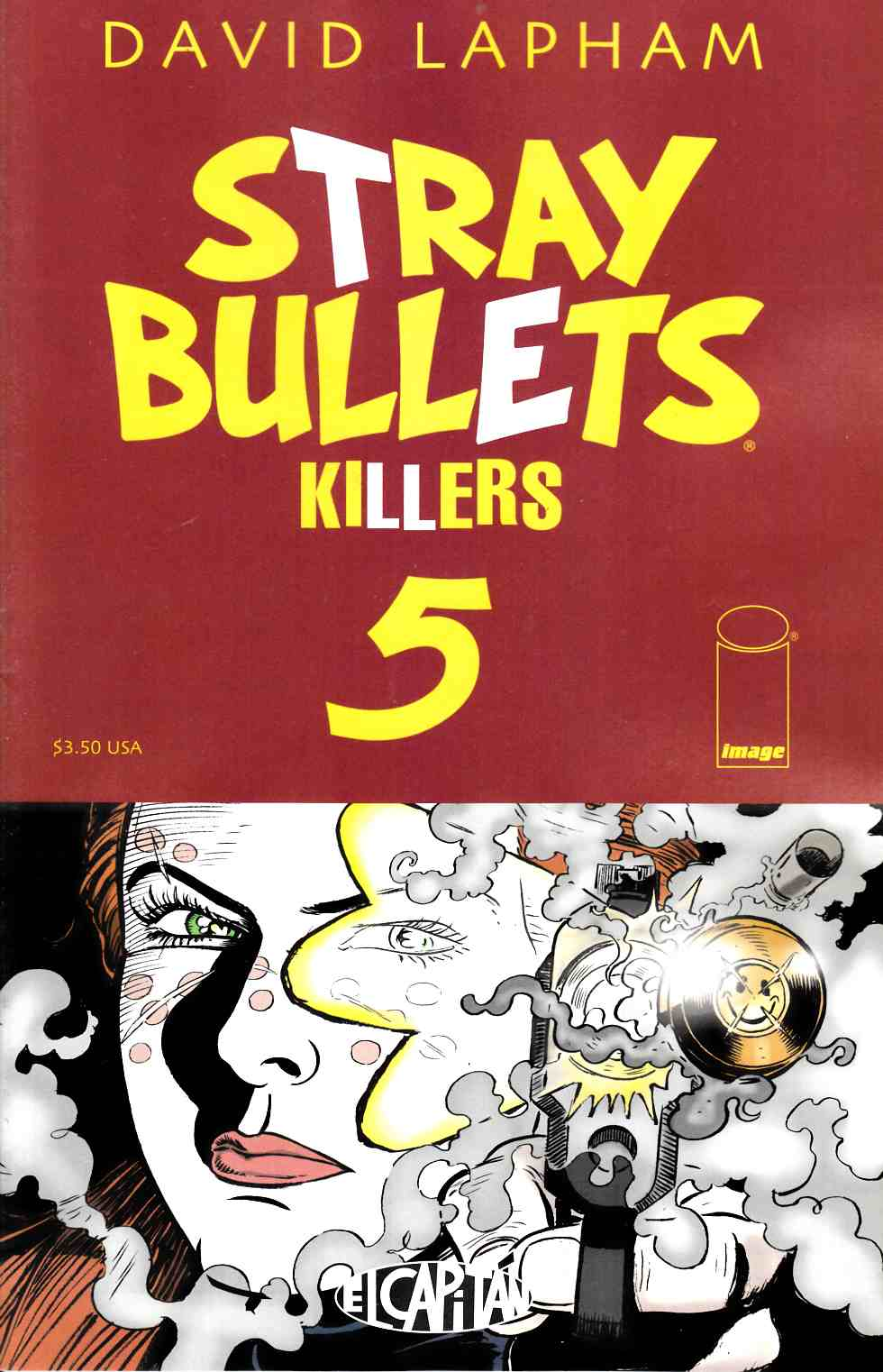 Stray Bullets the Killers #5 [Image Comic] THUMBNAIL