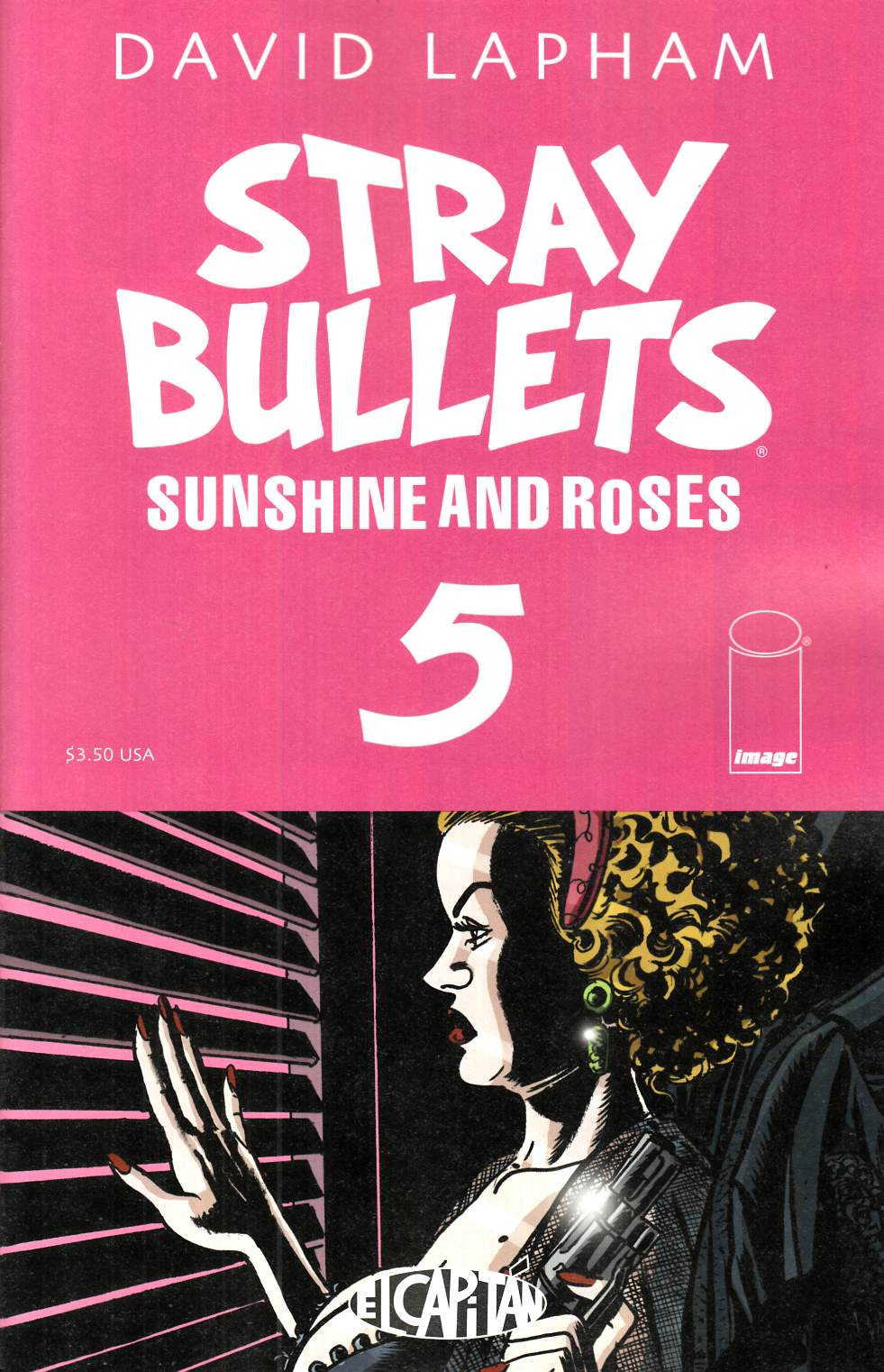Stray Bullets Sunshine & Roses #5 [Image Comic] THUMBNAIL
