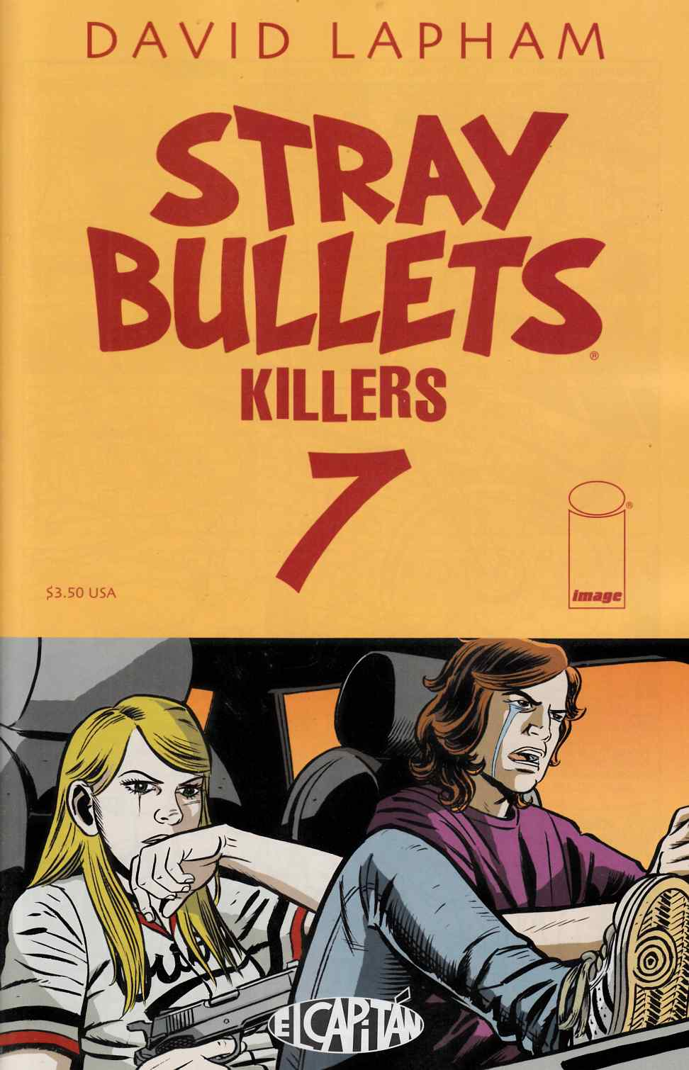 Stray Bullets the Killers #7 [Image Comic] THUMBNAIL