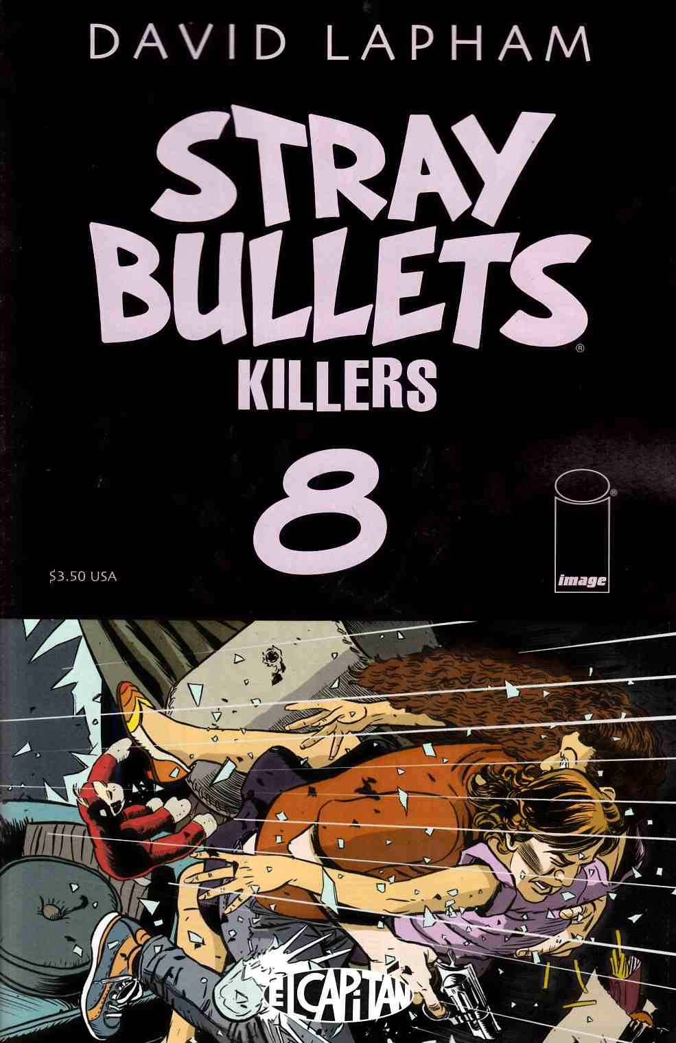 Stray Bullets the Killers #8 [Image Comics] LARGE