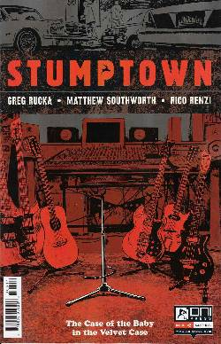 Stumptown Vol 2 #2 [Comic] LARGE