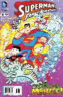 Superman Family Adventures #8 [Comic] THUMBNAIL