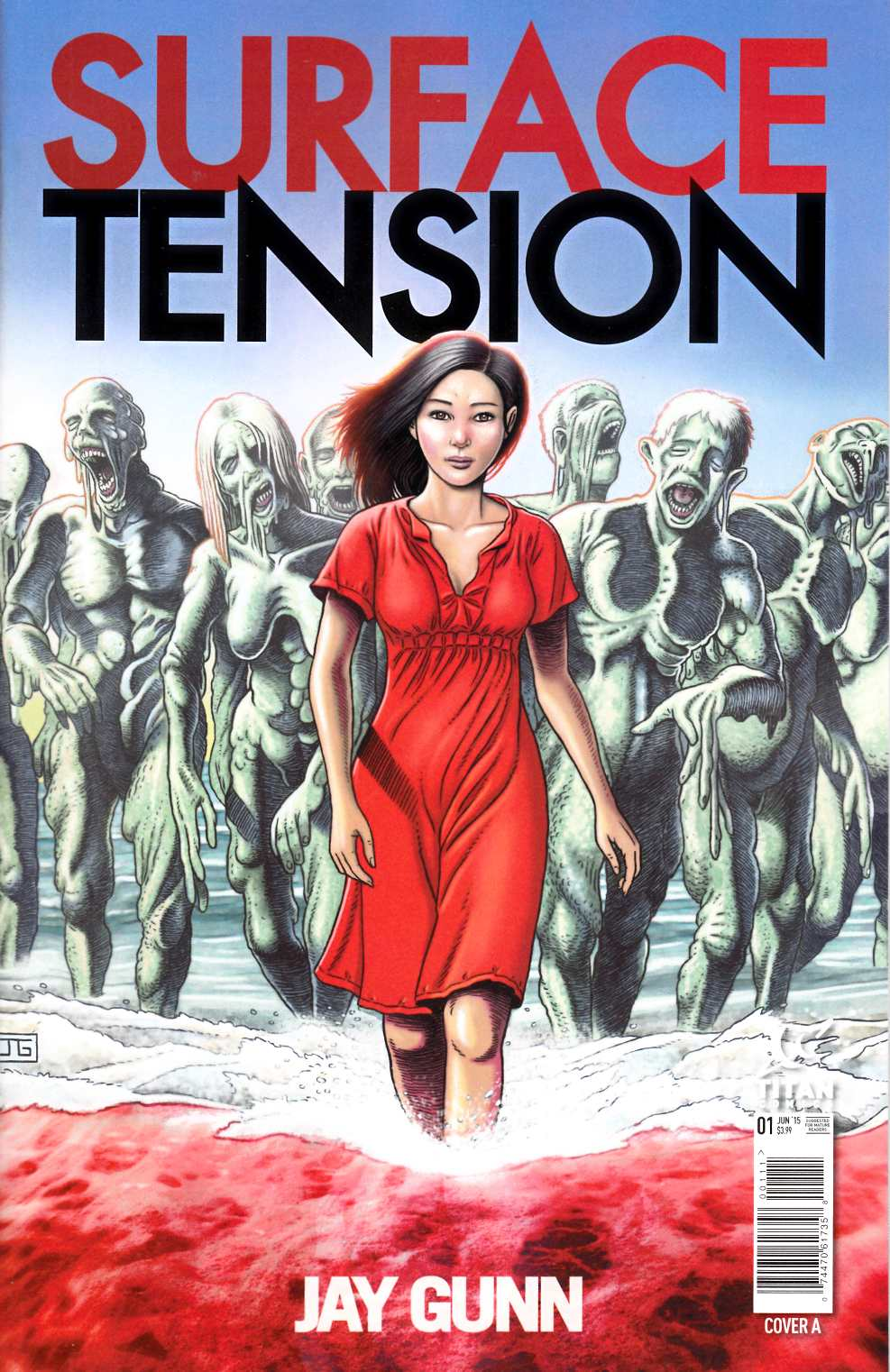 Surface Tension #1 [Titan Comic]