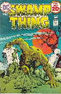 Swamp Thing #13 Fine (6.0) [DC Comic] THUMBNAIL