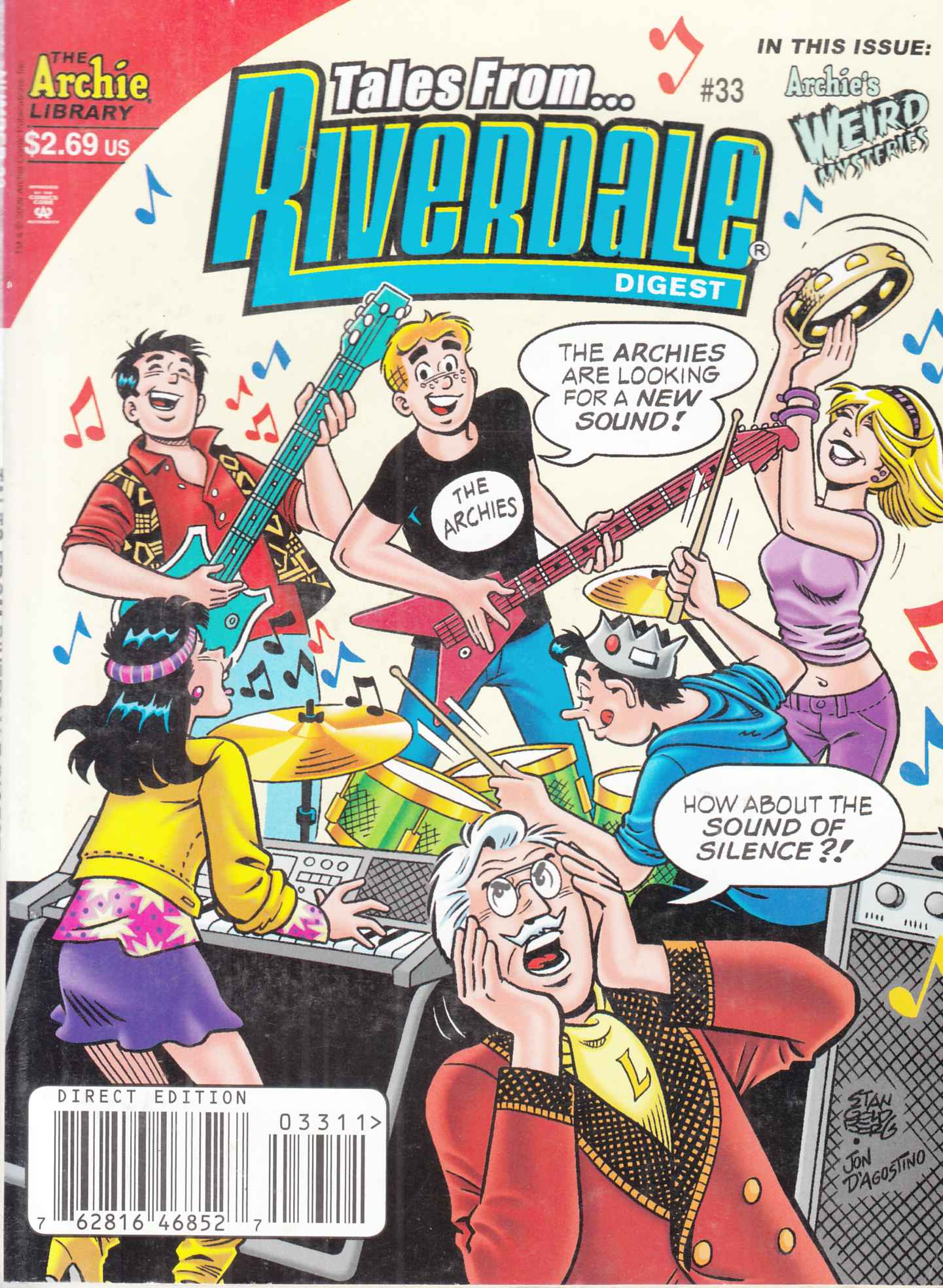 Tales From Riverdale Digest #33 Near Mint (9.4) [Archie Comic]_THUMBNAIL