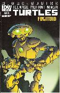 Teenage Mutant Ninja Turtles Micro Series #8 (Fugitoid) Cover B [Comic] THUMBNAIL