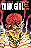Tank Girl Bad Wind Rising  #3 [Comic]