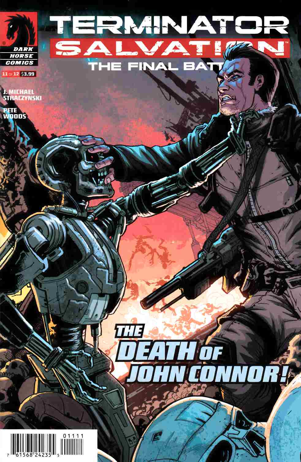 Terminator Salvation Final Battle #11 [Comic] THUMBNAIL