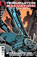 Terminator Salvation Final Battle #1 [Comic] THUMBNAIL