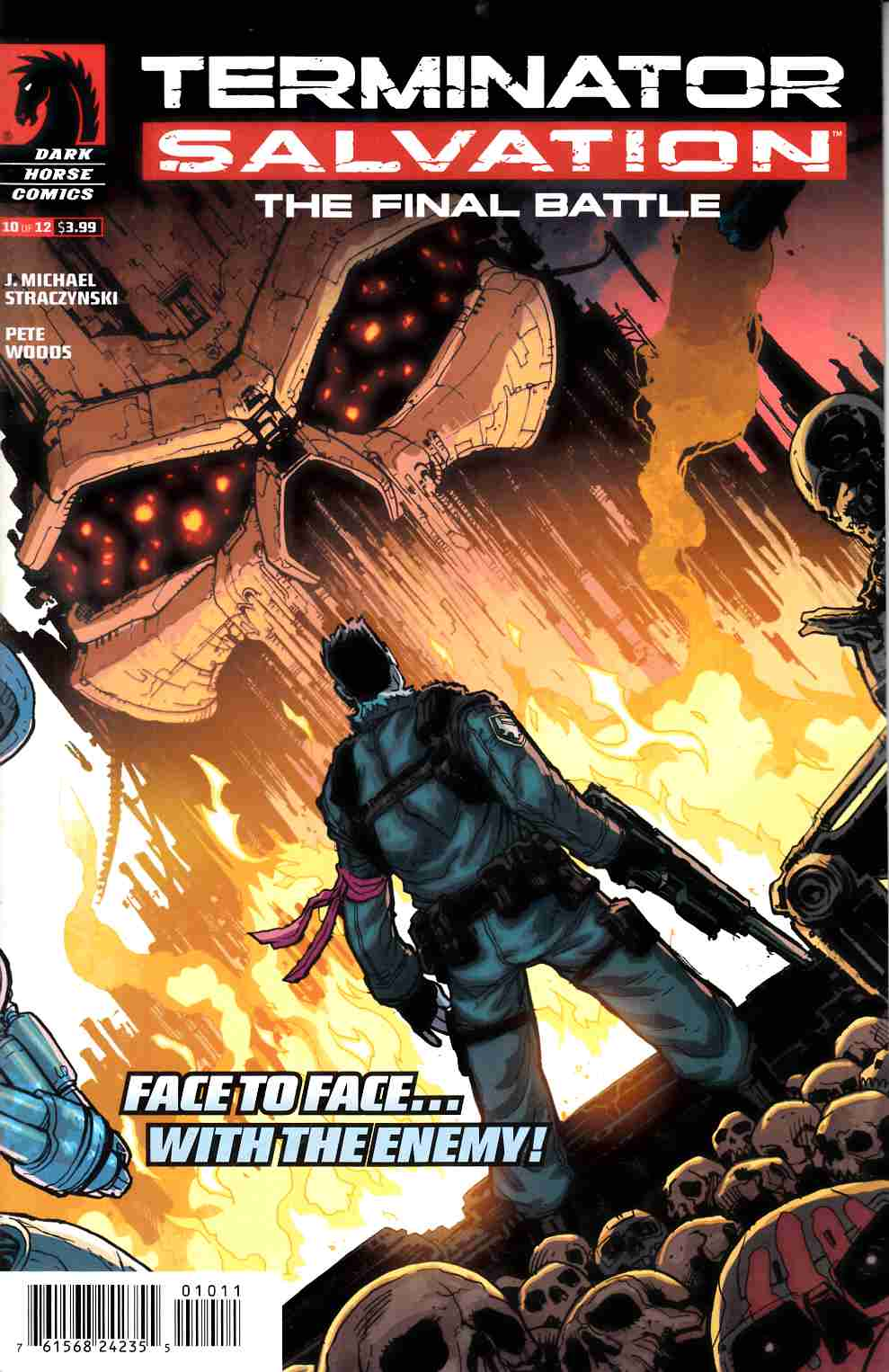 Terminator Salvation Final Battle #10 [Comic] THUMBNAIL